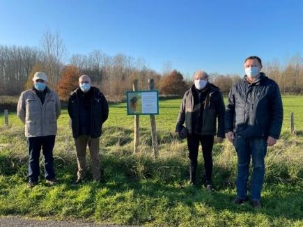 Vertegenwoordiging bestuur van Rc Geraardsbergen en Rc Lessines - 1