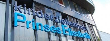 Prinses Elisabeth ziekenhuis - bron: UZGent